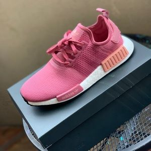 NMD_R1 Pink Woman shoes size 8